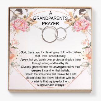 AGP01 Site 324x324 - A Grandparents Prayer, Grandma Necklace • Granddaughter gift