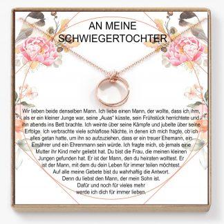 G DL01 Site 324x324 - An meine Schwiegertochter Geschenk Halskette - G-DL01