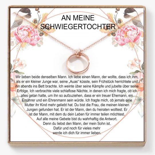 G DL01 Site 542x542 - An meine Schwiegertochter Geschenk Halskette - G-DL01