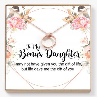 BNDT01 Site 324x324 - Bonus Daughter Gift, Step Daughter Gift, Stepdaughter Necklace, Daughter Jewelry, Step Daughter Birthday- BNDT01