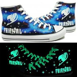 1 324x324 - Fairy Tail Anime Logo Cosplay Shoes Canvas Shoes Hand-Painted Shoes Sneakers Luminous - S-FT01