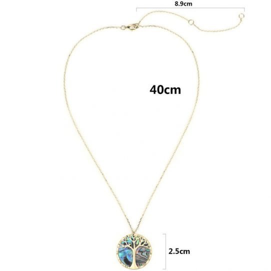 3 2 542x542 - Daughter In-Law Gift 14k gold Necklace - DL06-1