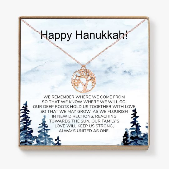 Site 2 542x542 - Hanukkah Gift Necklace: Chanukah Gift, Jewish Gift, Gift Idea for Her, Women, Girls, Wife, Daughter, Mom, Aunt, Grandma, Tree of Life - HAN01