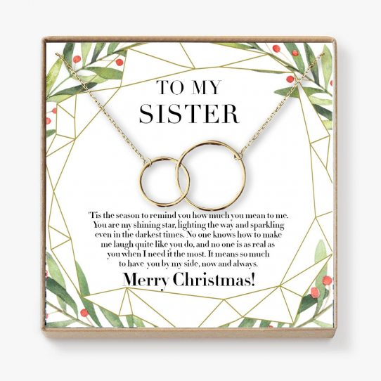 Site 542x542 - Christmas Gift for Sister Necklace - SI01